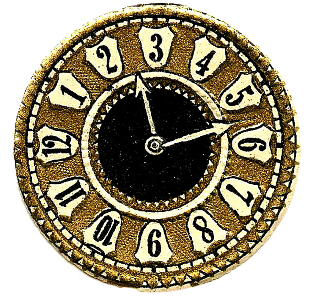 Clock Faces Steampunk