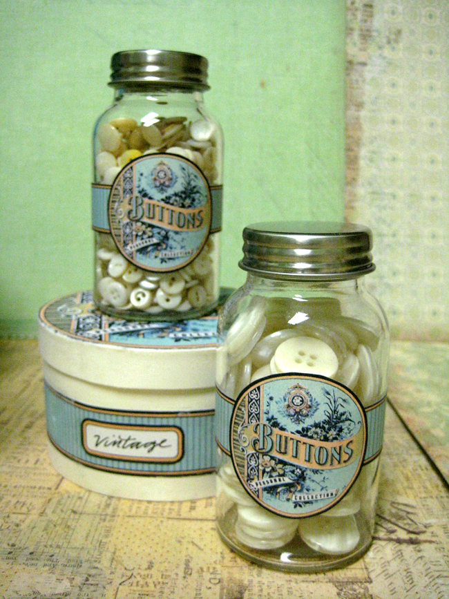 Button Jars Cathe Holden