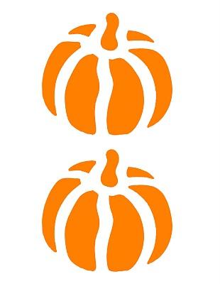 Vintage Kids Printable - Halloween Pumpkin Stencil - The Graphics ...