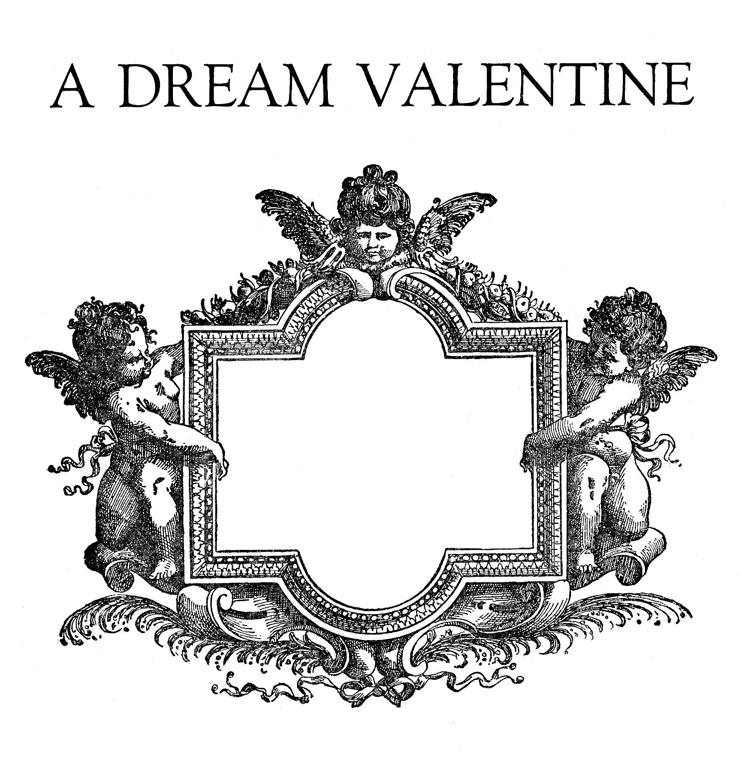 The Graphics Fairy: Vintage Valentine's Day Clip Art