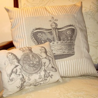Regal Pillows – Printing on Fabric