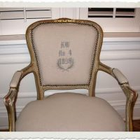 DIY Crown Chair