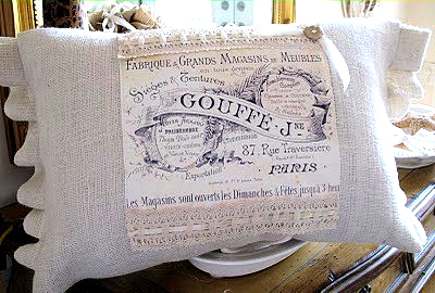 French Pillow Project