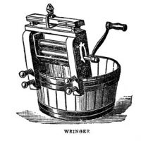 Vintage Laundry Images