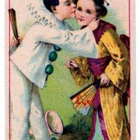 17pierrot+kids+vintage+images+graphicsfairy007a