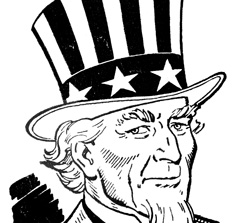 3 Free Uncle Sam Clip Art! - The Graphics Fairy