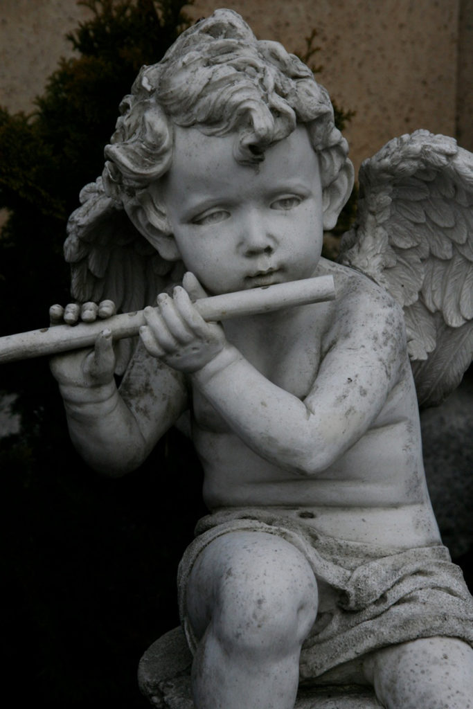 Angel Statue Photo Cherub