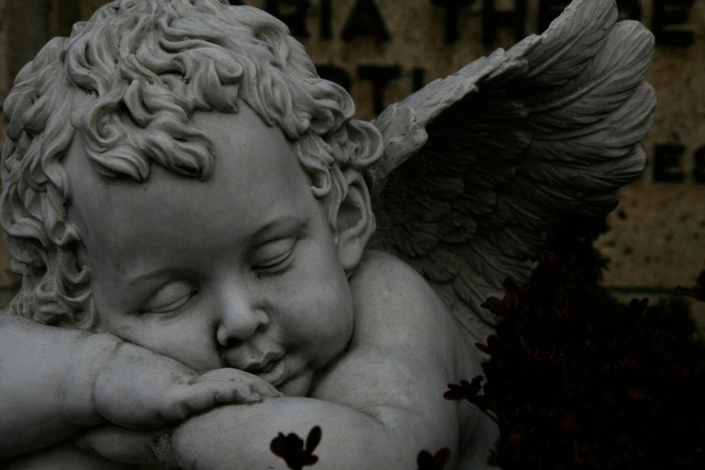 Angel Statues Cherub Photos