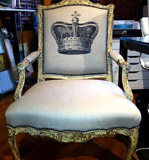 Fabulous Crown Chair