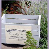 diy french tool crate graphics fairy