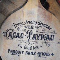 DIY French Pizza Board