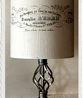 Lovely, Lovely Lampshade
