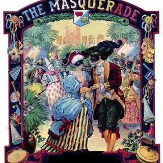 Vintage Printable – Remarkable Masquerade Ball