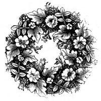 floral+wreath+vintage+image+graphicsfairy