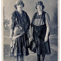 Women in Gypsy Costumes