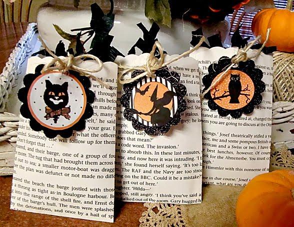 Brag monday halloween display and elegant cloth napkins for Halloween cloth napkins