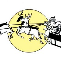 350anta+Reindeer+vintage+image+graphicsfairy008c