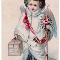 51snow+angel+boy+vintage+image+graphicsfairy9b