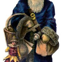 santa+blue+coat+vintage+image+graphicsfairy5