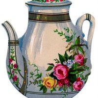 teapot+ironstone+vintage+image+graphicsfairy7