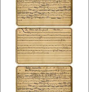 French Sheet Music Printable