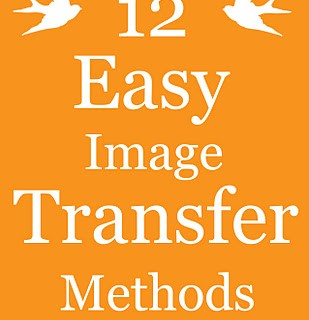 12 Easy Image Transfer Methods for DIY Projects!