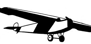 Vintage Clip Art – Black and White Airplanes
