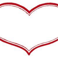 Vintage Valentine Printable - Antique Heart Labels