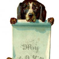 dog+with+sign+vintage+image+GraphicsFairy2b