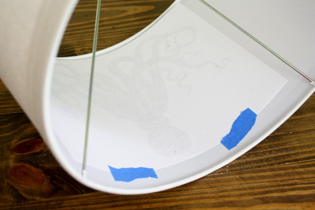 how to make a printed lampshade3
