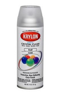 Krylon Clear Spray