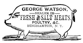 Transfer Printable Pig Sign Farmhouse Style The