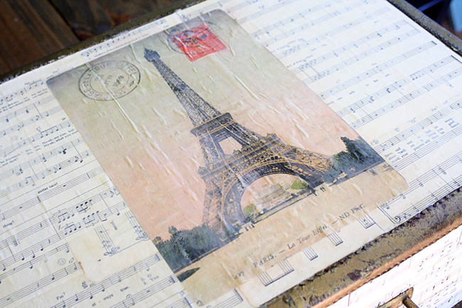 Paris Decoupage