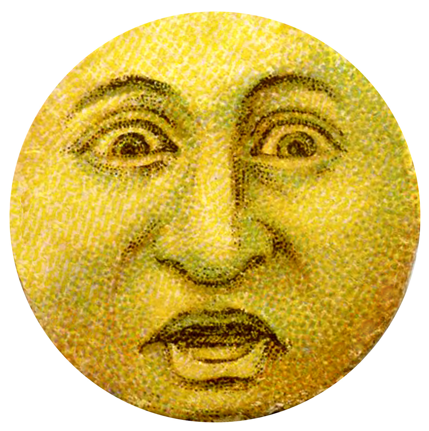 man in the moon clipart - photo #24
