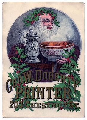 Old World Christmas Image - Father Christmas