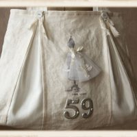 Dress Form Tote Bag