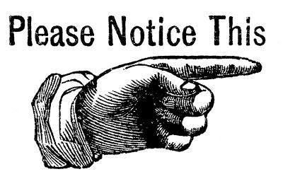 Vintage Clip Art Pointing Hand Steampunk