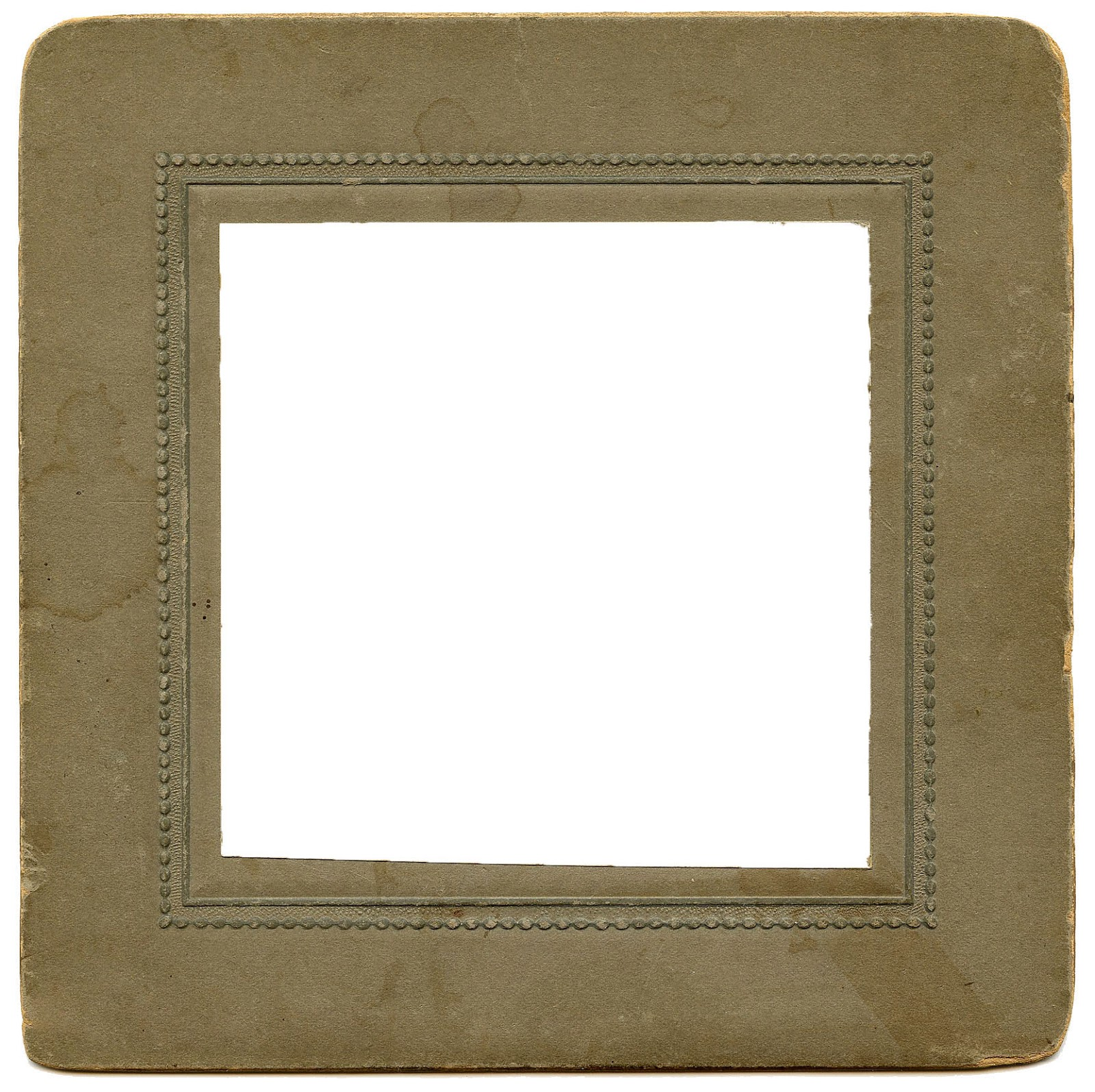 Vintage Ephemera  Old Photo Frame  The Graphics Fairy