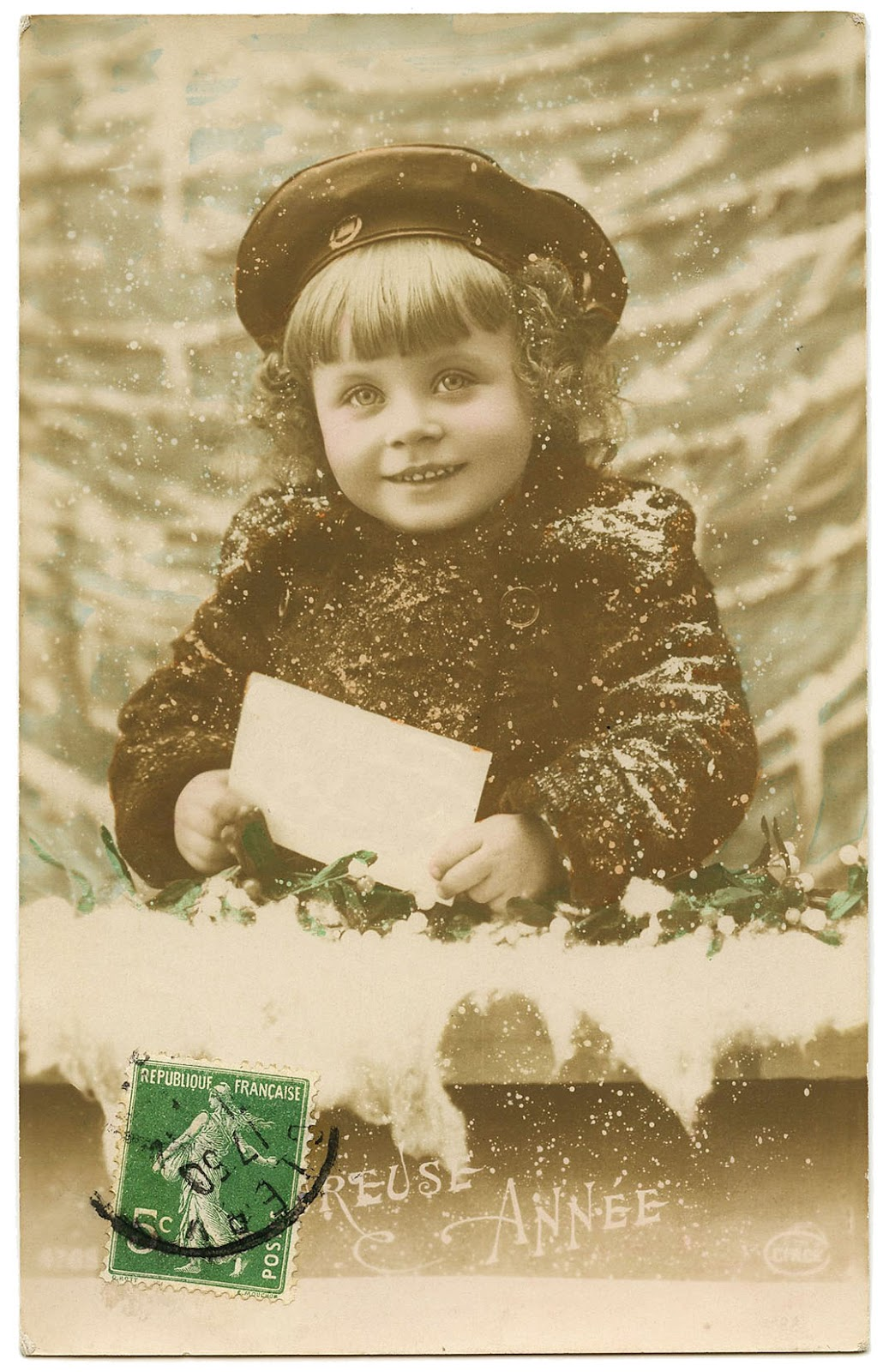 Vintage Angel with Baby Image - Beautiful! - The Graphics