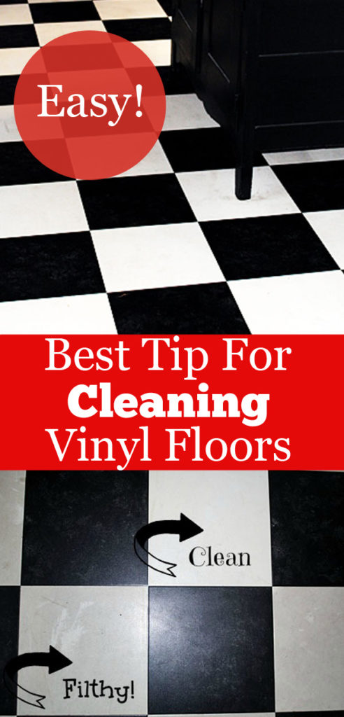 Clean Kitchen Floors Easily