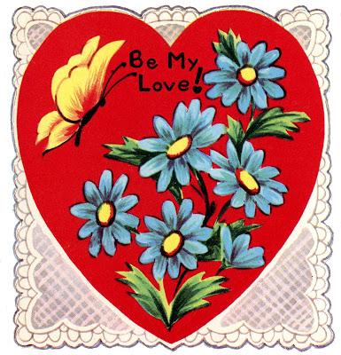 Retro Image Valentine