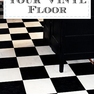 My Secret Tip- How to Clean Vinyl Floors – Easily!
