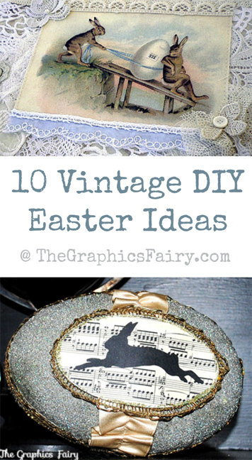 DIY Easter Project Ideas