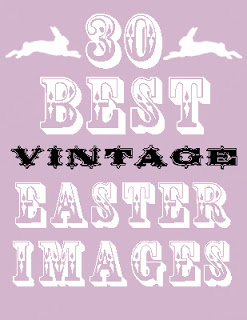 Printable vintage easter gift tags digital paper the graphics for even more vintage easter images be sure and check out the post 30 best vintage easter images negle Choice Image