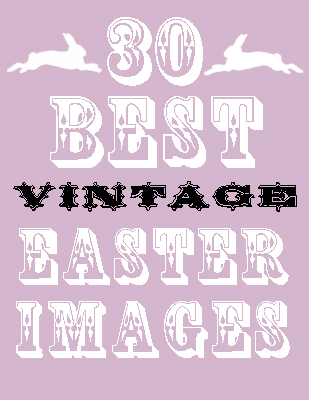 Best Vintage Easter Images