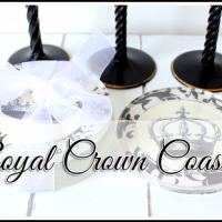 Crown-Coasters-Ikea-Hack-GraphicsFairyDIY