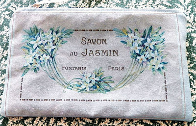 Craft French Cosmetic Bag