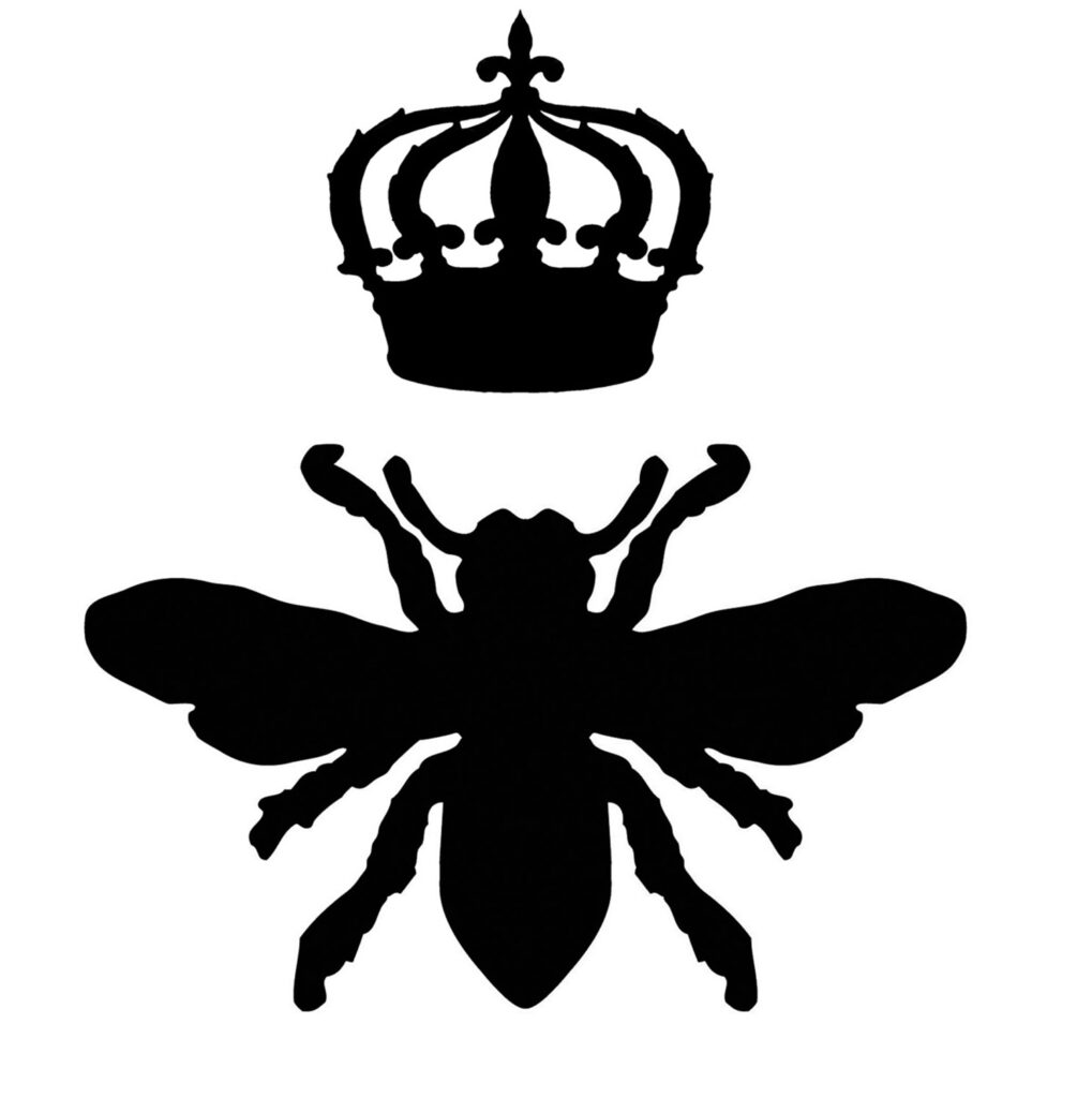 Queen Bee Picture Silhouette