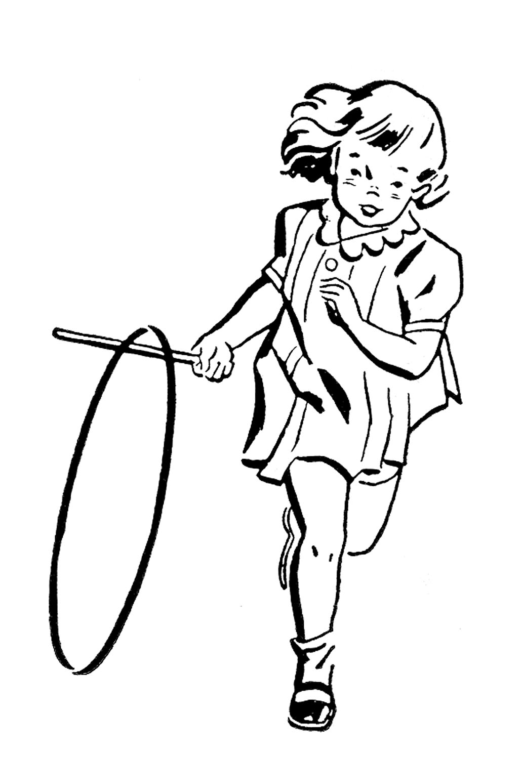israeli clothing coloring pages - photo#17