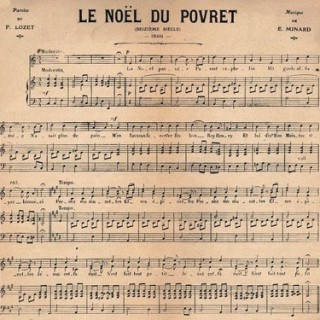 Christmas Sheet Music – French